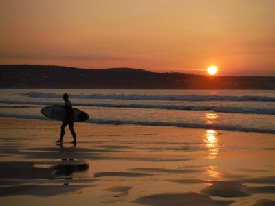 5 Day Surf Course Hayle