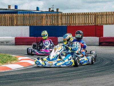 Karting and training in Benidorm 15 min