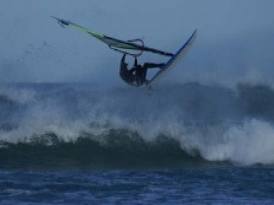 Pasty Adventures Windsurfing