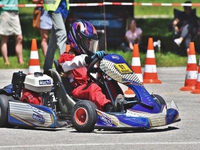 Career and kart training 20 min Benidorm