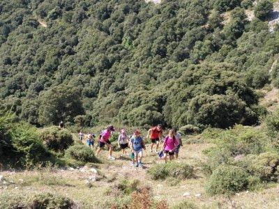 Adventure camp in English 5 days Easter in Estella