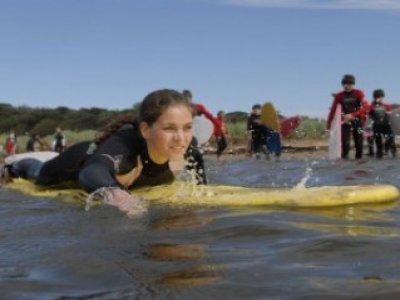 Coast to Coast Surf School Surfing
