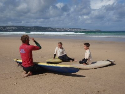 Half Day Private Surf Coaching Hayle