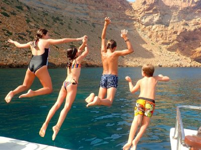 Boat trip from Albir 1 hour