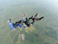 AFF Level 1 skydive lessons