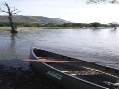 Mere Mountain Canoeing