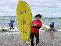Half Surfboard Hire Hayle
