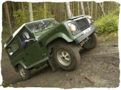 The Wright Event 4x4 Tours