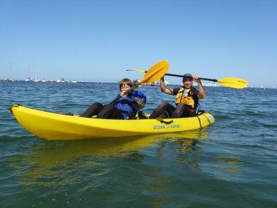 Rent a kayak in Puerto de Alcudia 2 h