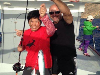Fishing trip by boat in Altea 3 hours