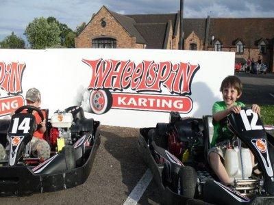 Wheelspin Karting