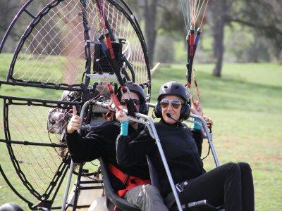 FlySer Aventura Paramotor