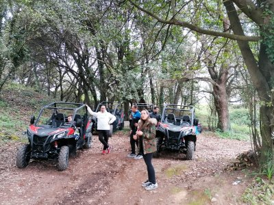 Buggy route to the Pico del Sol in Gijón 1 hour