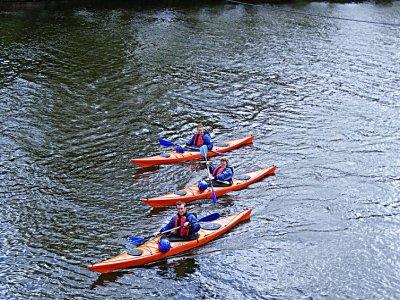 Way2Go Adventures Ltd Kayaking