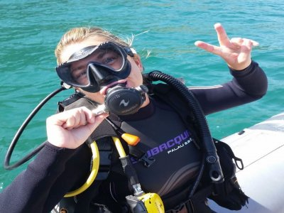 PADI Open Water Diver diving course in Dénia