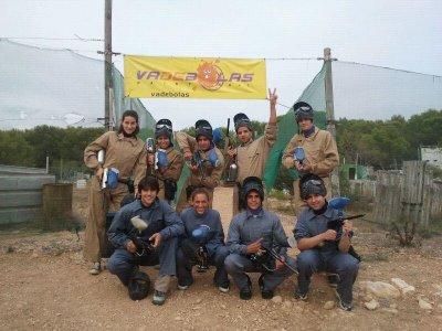 Vadebolas Team Building