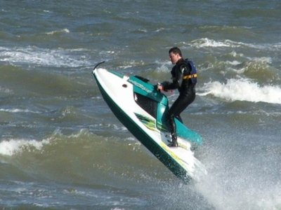 Jet ski route in Riaño weekend 1 hour
