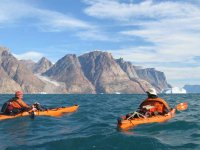 Kayaking expeditions also available.