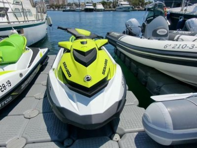 Guided jet ski route to Torrevieja 3 hours