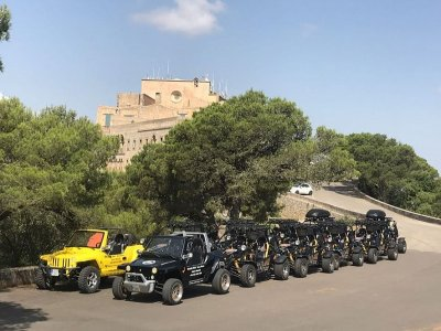 Buggy tour and drinks in Cala Millor 4h 30 min