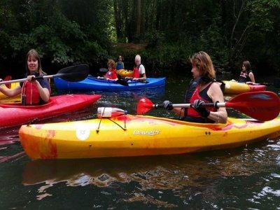 St Denys Sailing and Rowing Club Kayaking