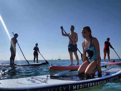 Paddle surf equipment rental Alicante 2 hours
