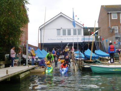 St Denys Sailing and Rowing Club