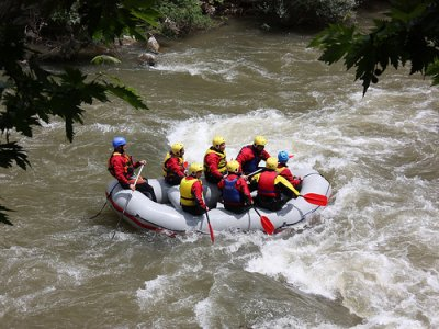Guheko Rafting
