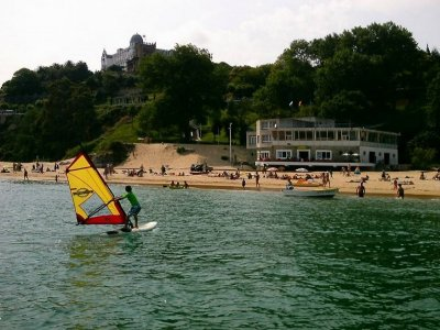 Windsurfing rental in Santander for 1 hour