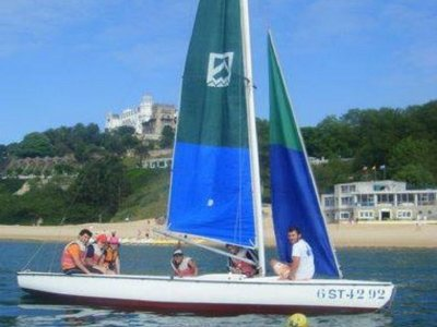 Sailing boat rental in Santander for 3 hours