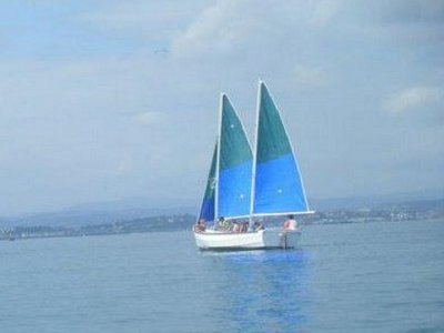 Sailing boat rental Magdalena Beach 1 day