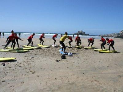 Crantock Bay Surf School