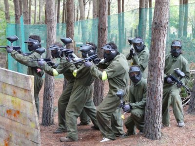 Paintball Liébana Activa Team Building