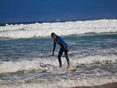 Surfboard rental in Santander for 3 hours