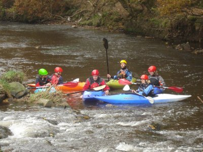 Hollingworth Lake Water Activity Centre Rafting