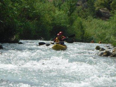 Kayak tour Guadalope river in Teruel 3 h