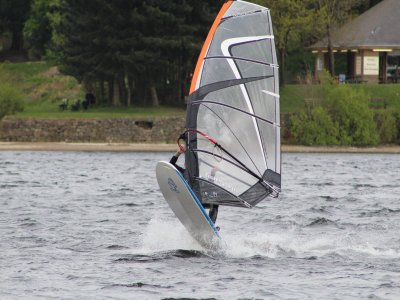 Hollingworth Lake Water Activity Centre Windsurfing