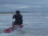 Learn to Kitesurf in Kent.