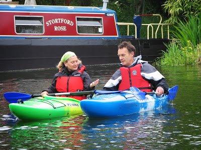 Whoosh Explore Canoeing Kayaking