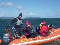 Stratus powerboating