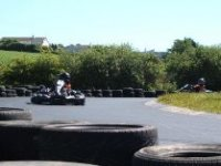 Enjoy kart racing with us