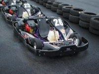 Twin engine pro-karts