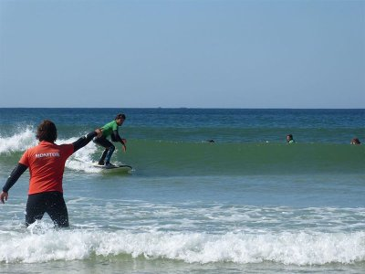Surf course in Corrubedo for 5 days