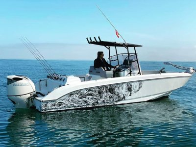 Boat rental and skipper to Dénia, Costa Blanca 8 h