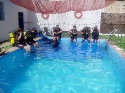 Dive Center Barbate