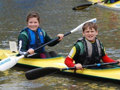 Norwich Canoe Club Kayaking