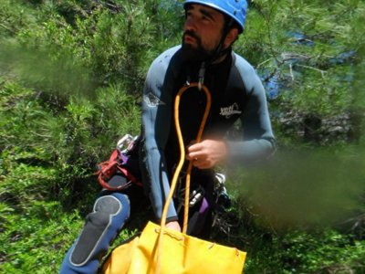 Initiation canyoning in San Pere 3 h