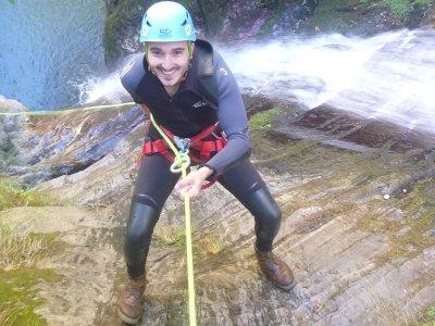 Compludo Canyon Initiation in El Bierzo 4h
