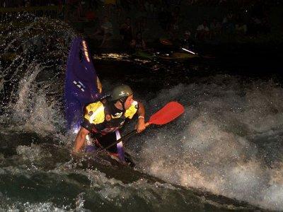 Initiation Kayak Course in Sort 3 hours