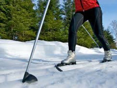 Cross-country skiing at Candanchú station 2 hours